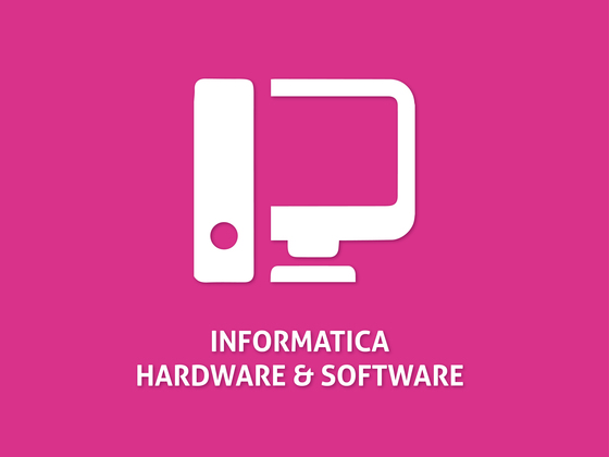 Informatica, Hardware & Software